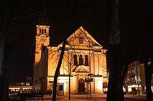 Heutige Kirche in Oberndorf bei Salzburg © Alexander Gautsch