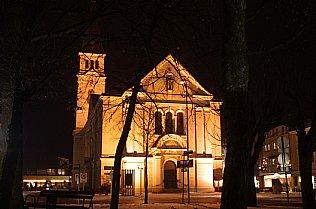 Kirche in Oberndorf near Salzburg © Alexander Gautsch