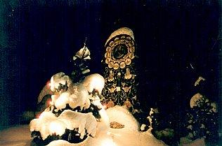 Tomb of Joseph Mohr in Wagrain © Alexander Gautsch