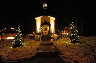Silent Night Chapel in Oberndorf near Salzburg © Alexander Gautsch