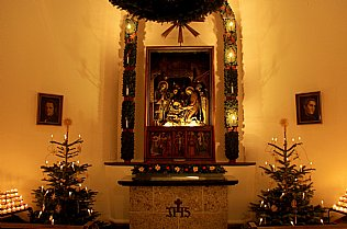 Silent Night Chapel inside © Alexander Gautsch